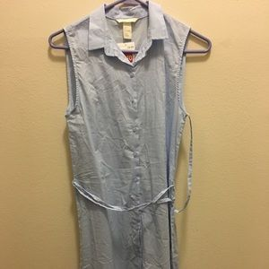H&M Button Up Dress Size Small